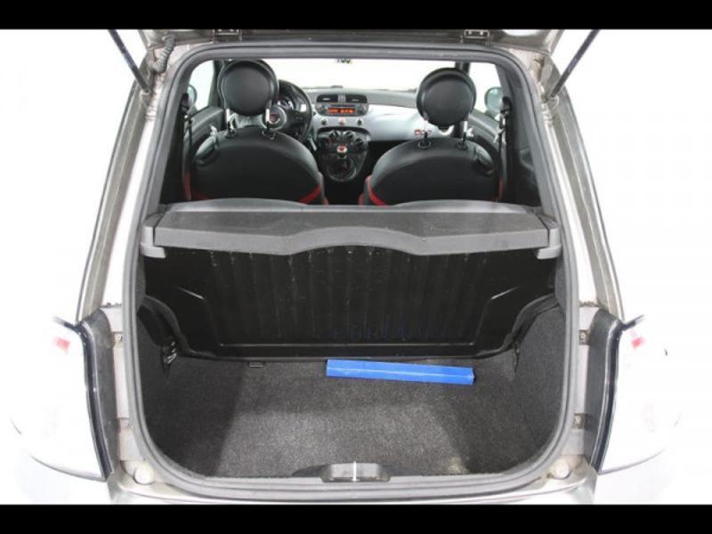 Photo 4 de l'offre de FIAT 500 1.2 8v 69ch S à 9490€ chez Autovia Véhicules Multimarques
