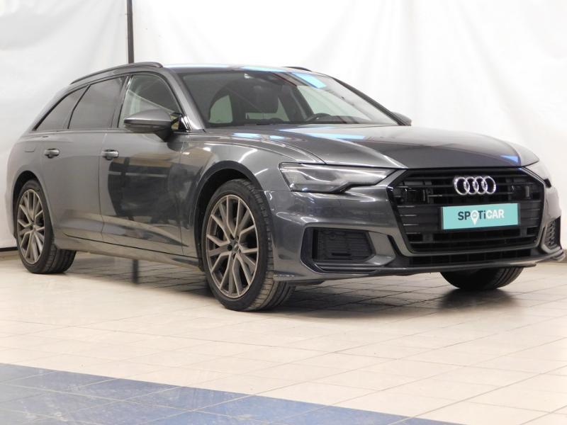 Audi A6 Avant 40 TDI 204ch S line S tronic 7 126g Diesel GRIS SHARK Occasion à vendre
