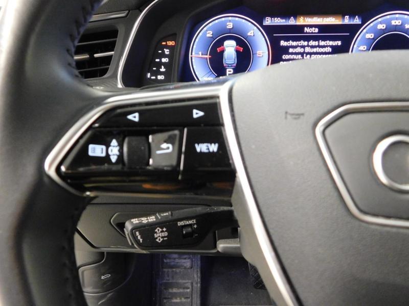 Photo 19 de l'offre de AUDI A6 Avant 40 TDI 204ch S line S tronic 7 126g à 47900€ chez Autovia Véhicules Multimarques