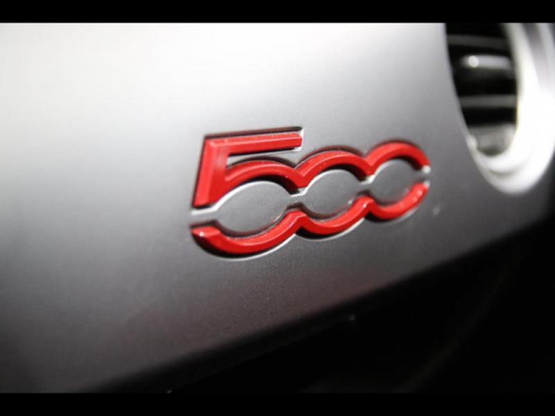 Photo 14 de l'offre de FIAT 500 1.2 8v 69ch S à 9490€ chez Autovia Véhicules Multimarques