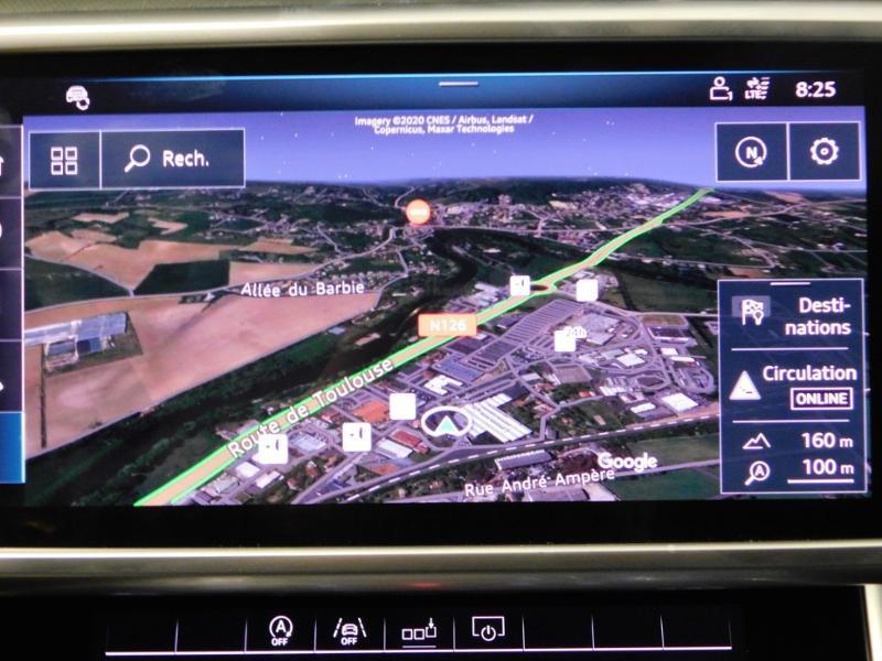 Photo 26 de l'offre de AUDI A6 Avant 40 TDI 204ch S line S tronic 7 126g à 46990€ chez Autovia Véhicules Multimarques