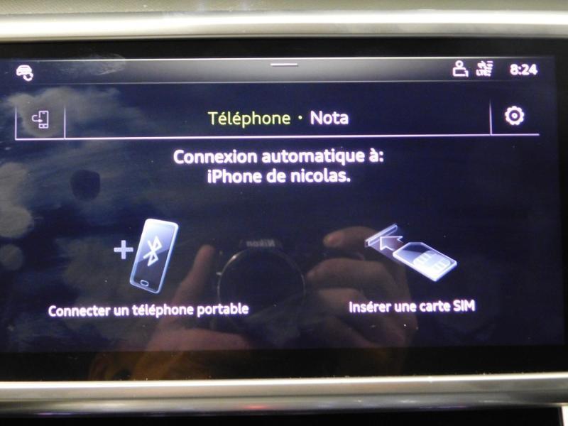 Photo 25 de l'offre de AUDI A6 Avant 40 TDI 204ch S line S tronic 7 126g à 46990€ chez Autovia Véhicules Multimarques