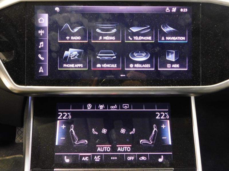 Photo 9 de l'offre de AUDI A6 Avant 40 TDI 204ch S line S tronic 7 126g à 47900€ chez Autovia Véhicules Multimarques