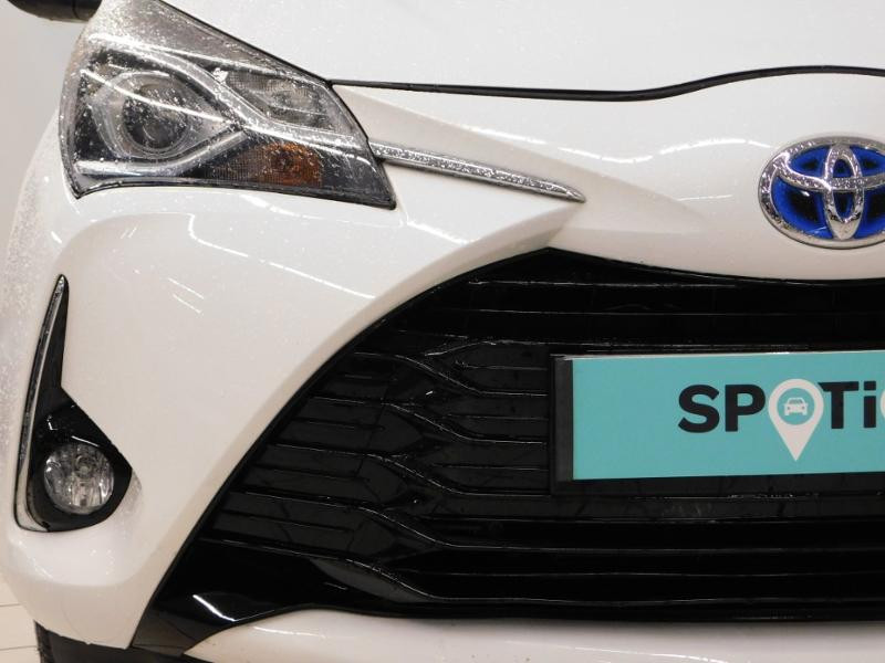 Photo 7 de l'offre de TOYOTA Yaris 1.5 Hybrid Feel à 16590€ chez Autovia Véhicules Multimarques