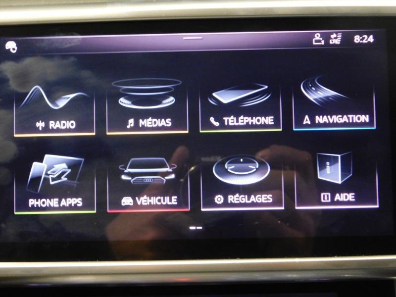 Photo 23 de l'offre de AUDI A6 Avant 40 TDI 204ch S line S tronic 7 126g à 47900€ chez Autovia Véhicules Multimarques