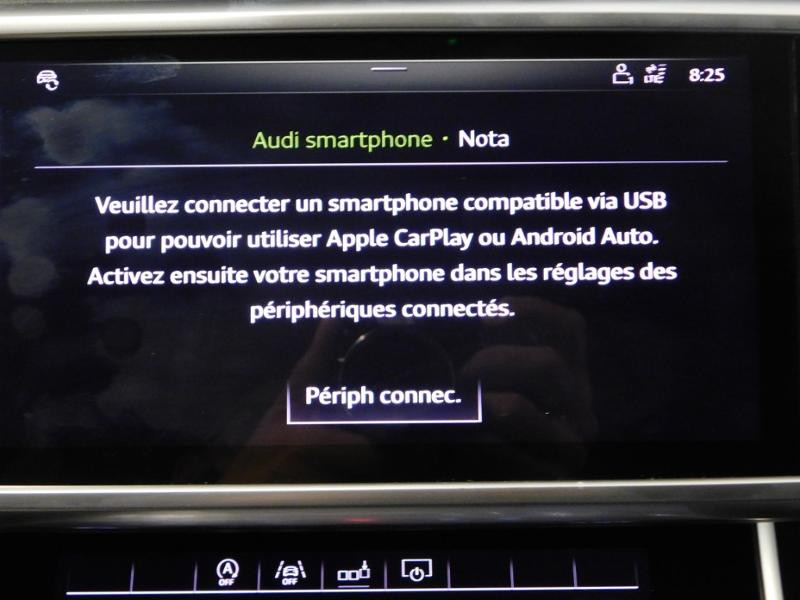 Photo 27 de l'offre de AUDI A6 Avant 40 TDI 204ch S line S tronic 7 126g à 46990€ chez Autovia Véhicules Multimarques