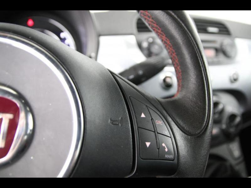 Photo 13 de l'offre de FIAT 500 1.2 8v 69ch S à 9490€ chez Autovia Véhicules Multimarques