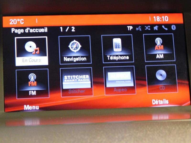 Photo 18 de l'offre de OPEL Mokka 1.4 Turbo 140ch Cosmo Pack Auto 4x2 à 13990€ chez Autovia Véhicules Multimarques