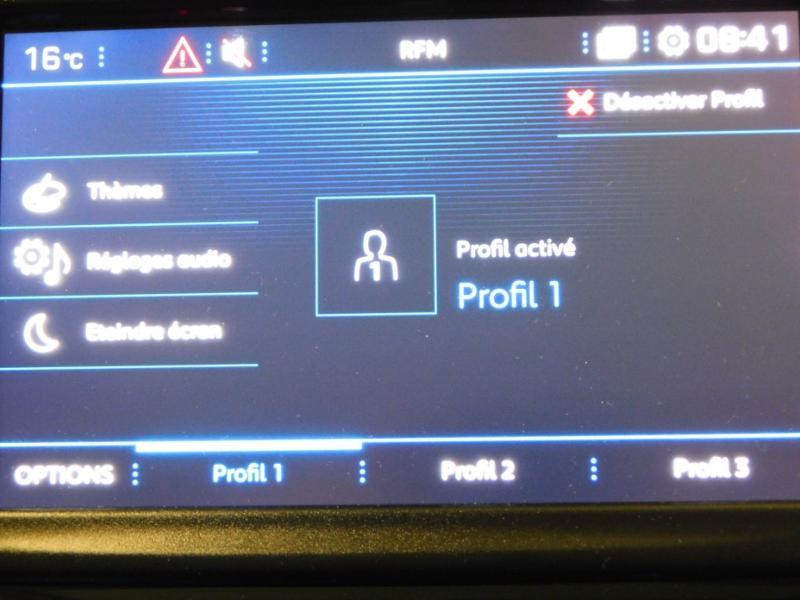 Photo 26 de l'offre de PEUGEOT 2008 1.2 PureTech 110ch Crossway S&S EAT6 à 16490€ chez Autovia Véhicules Multimarques