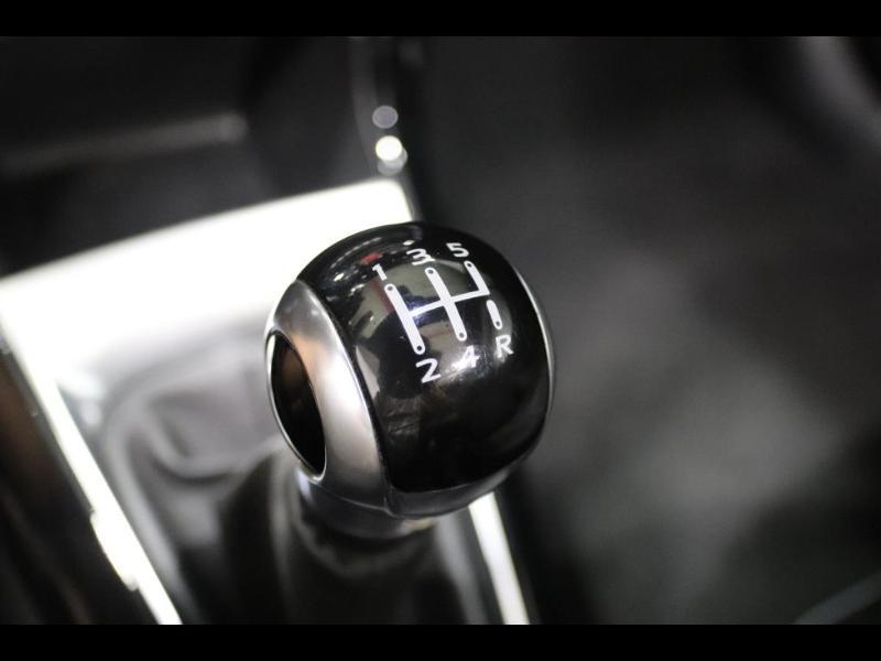 Photo 16 de l'offre de CITROEN DS3 Cabrio PureTech 82ch So Chic à 12990€ chez Autovia Véhicules Multimarques
