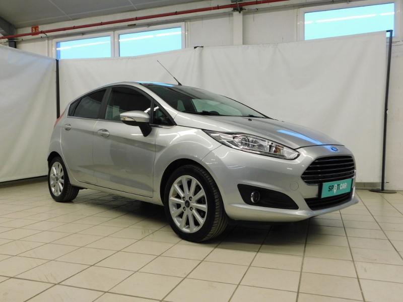 Photo 1 de l'offre de FORD Fiesta 1.5 TDCi 95ch FAP Titanium 5p à 10490€ chez Autovia Véhicules Multimarques