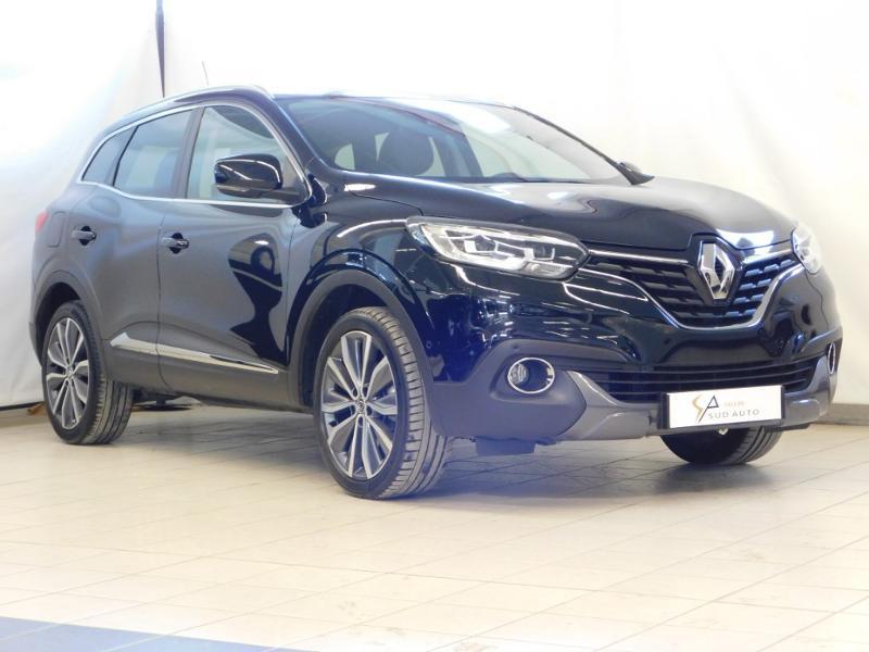 Renault Kadjar 1.5 dCi 110ch energy Intens eco² Diesel NOIR Occasion à vendre