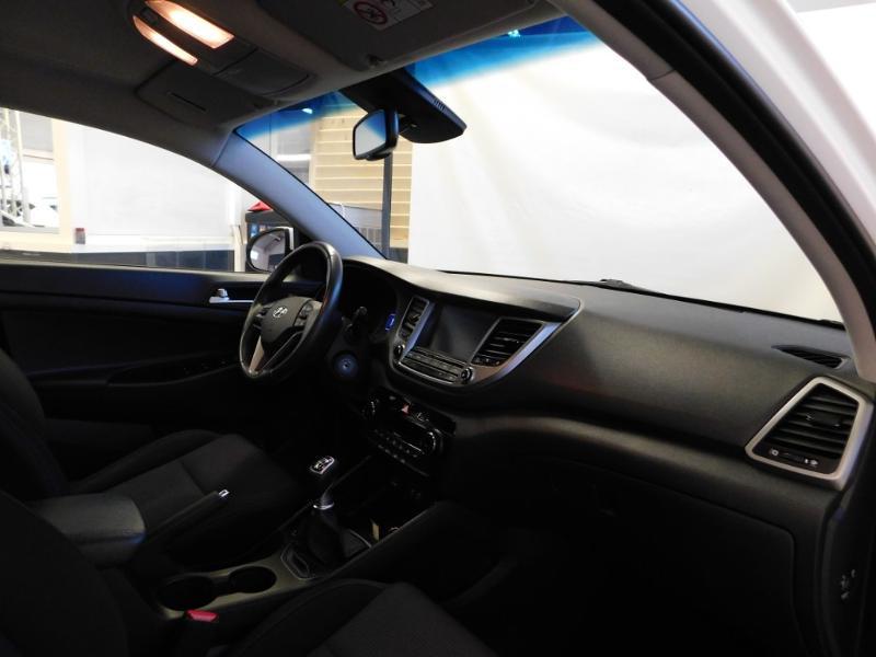 Photo 11 de l'offre de HYUNDAI Tucson 1.7 CRDI 115ch Executive 2WD à 18990€ chez Autovia Véhicules Multimarques