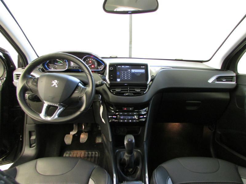 Photo 2 de l'offre de PEUGEOT 2008 1.6 e-HDi92 FAP Allure à 10390€ chez Autovia Véhicules Multimarques