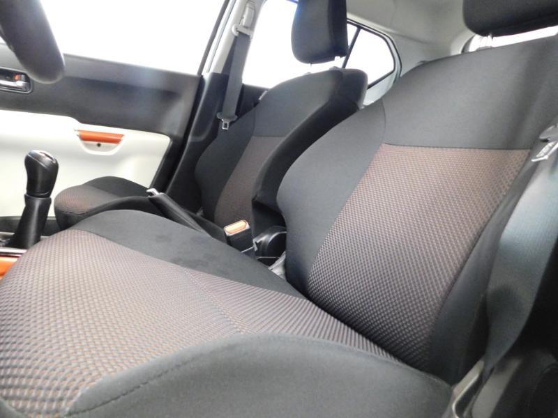 Photo 10 de l'offre de SUZUKI Ignis 1.2 Dualjet 90ch Avantage à 11990€ chez Autovia Véhicules Multimarques