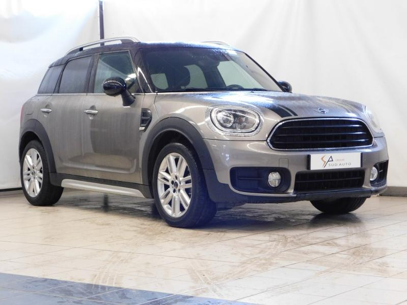 Mini Countryman Cooper D 150ch Chili BVA Occasion à vendre