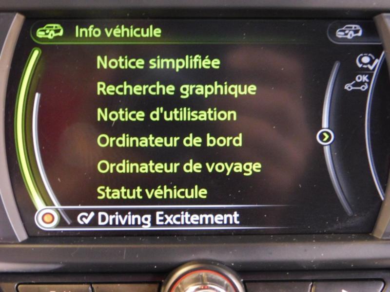 Photo 28 de l'offre de MINI Countryman Cooper D 150ch Chili BVA à 27900€ chez Autovia Véhicules Multimarques
