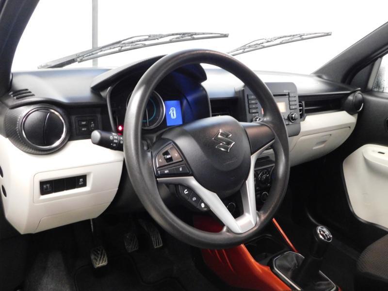 Photo 8 de l'offre de SUZUKI Ignis 1.2 Dualjet 90ch Avantage à 11990€ chez Autovia Véhicules Multimarques