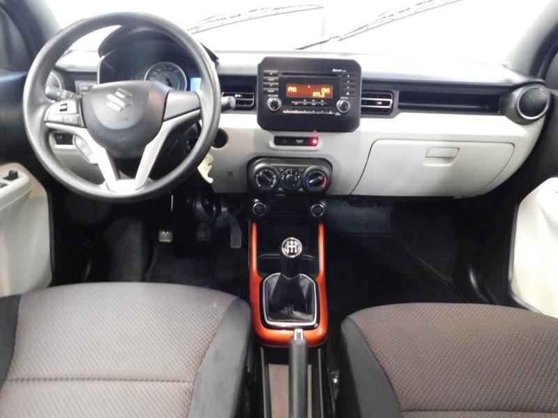 Photo 2 de l'offre de SUZUKI Ignis 1.2 Dualjet 90ch Avantage à 11990€ chez Autovia Véhicules Multimarques