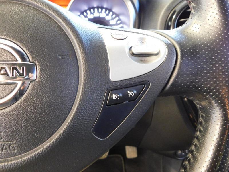Photo 19 de l'offre de NISSAN Juke 1.6L 117ch Tekna Xtronic à 15490€ chez Autovia Véhicules Multimarques