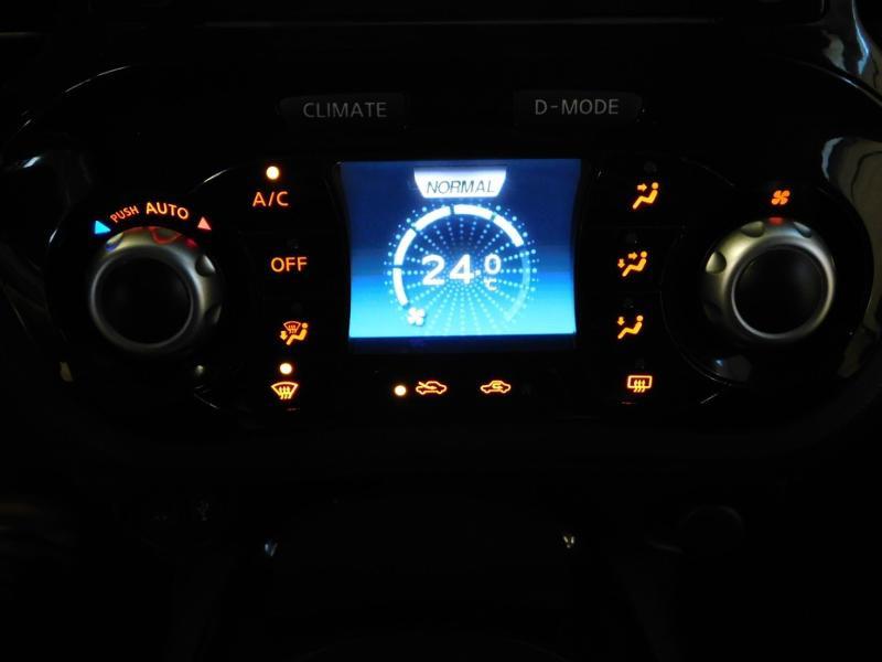 Photo 20 de l'offre de NISSAN Juke 1.6L 117ch Tekna Xtronic à 15490€ chez Autovia Véhicules Multimarques