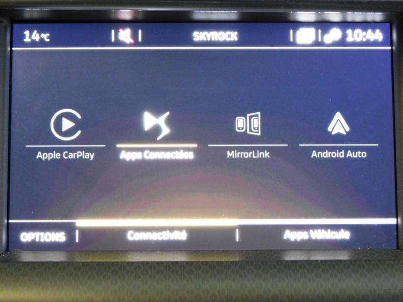 Photo 10 de l'offre de DS DS 4 BlueHDi 120ch Performance line S&S à 17490€ chez Autovia Véhicules Multimarques