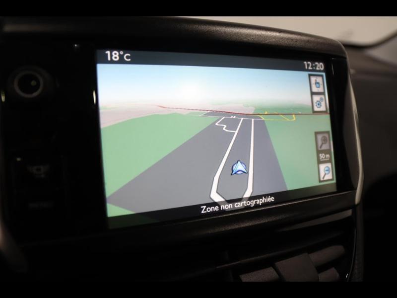 Photo 18 de l'offre de PEUGEOT 2008 1.6 e-HDi92 FAP Allure à 11990€ chez Autovia Véhicules Multimarques