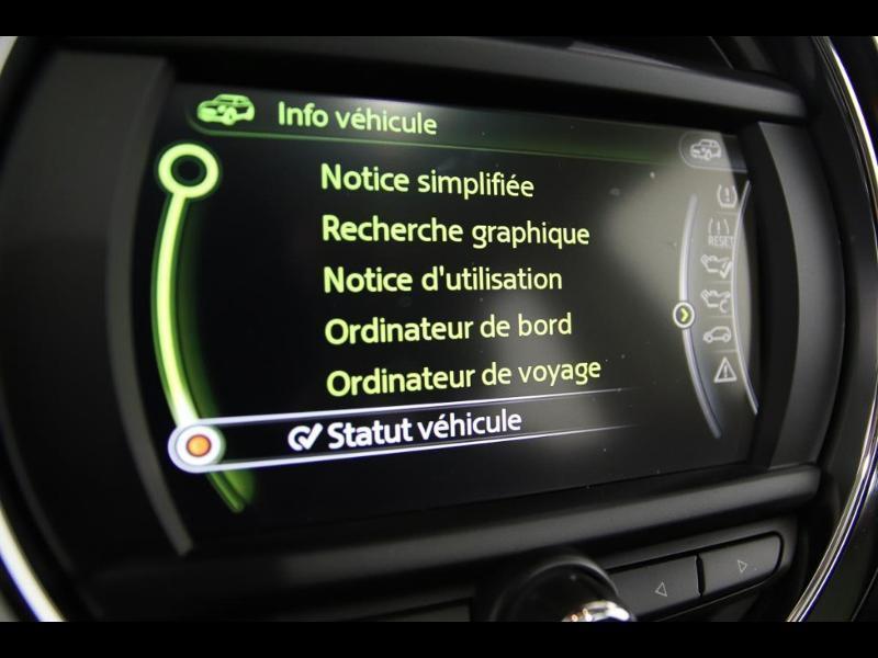 Photo 17 de l'offre de MINI Clubman Cooper D 150ch BVA à 17900€ chez Autovia Véhicules Multimarques