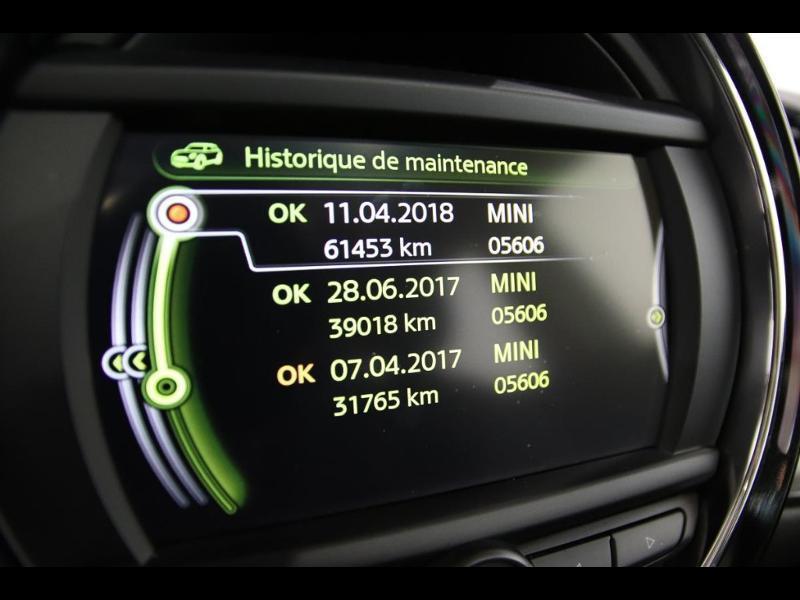 Photo 28 de l'offre de MINI Clubman Cooper D 150ch BVA à 17900€ chez Autovia Véhicules Multimarques