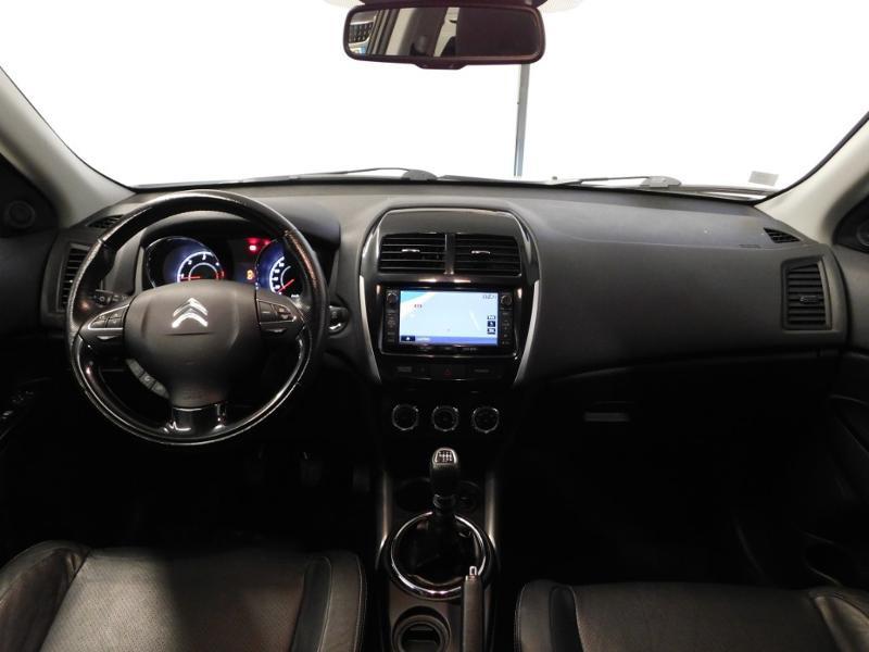 Photo 2 de l'offre de CITROEN C4 Aircross 1.6 e-HDi115 4x2 Exclusive à 14990€ chez Autovia Véhicules Multimarques