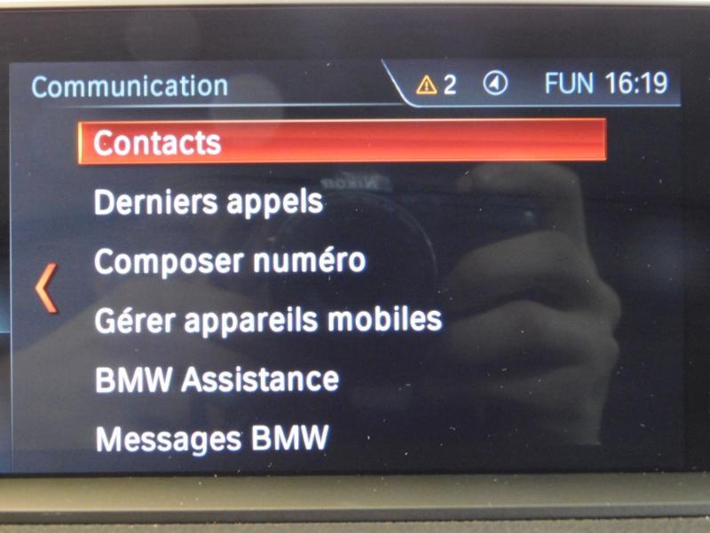 Photo 16 de l'offre de BMW Serie 1 118iA 136ch M Sport Ultimate 5p Euro6d-T à 25890€ chez Autovia Véhicules Multimarques