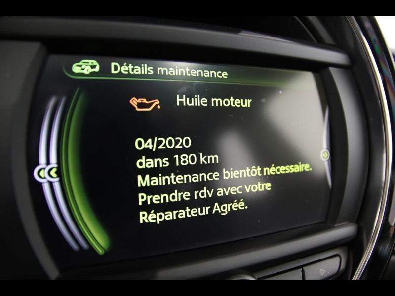 Photo 27 de l'offre de MINI Clubman Cooper D 150ch BVA à 17900€ chez Autovia Véhicules Multimarques