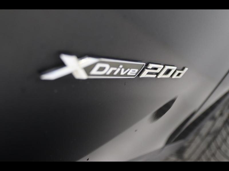 Photo 7 de l'offre de BMW X1 xDrive20dA 190ch à 27490€ chez Autovia Véhicules Multimarques