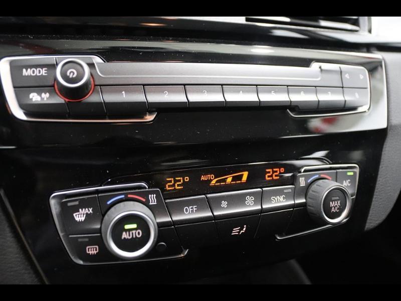 Photo 12 de l'offre de BMW X1 xDrive20dA 190ch à 27490€ chez Autovia Véhicules Multimarques