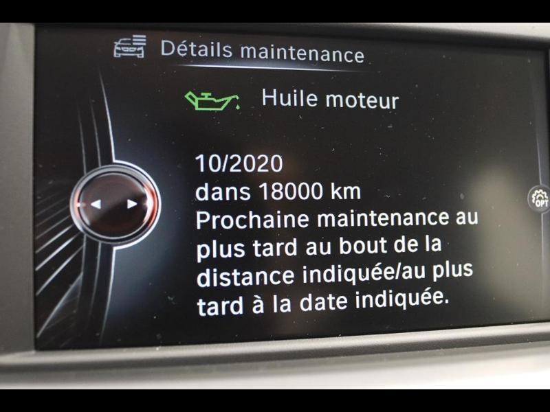 Photo 26 de l'offre de BMW X1 xDrive20dA 190ch à 27490€ chez Autovia Véhicules Multimarques