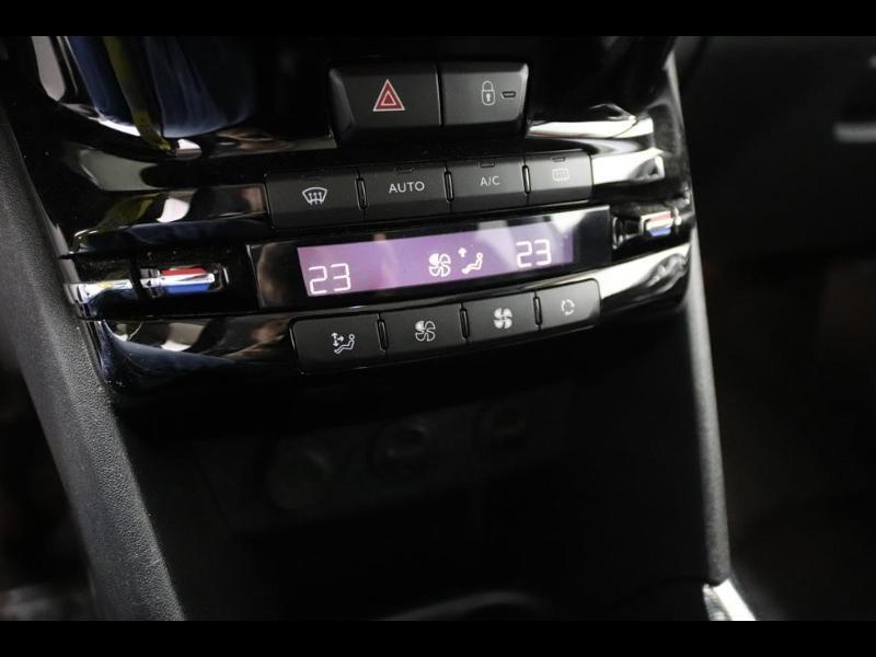 Photo 20 de l'offre de PEUGEOT 2008 1.6 e-HDi92 FAP Allure à 11990€ chez Autovia Véhicules Multimarques