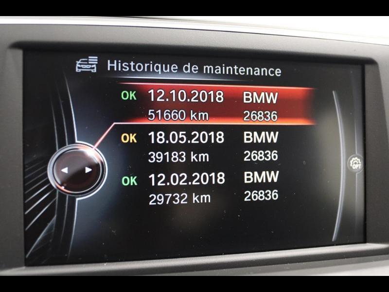 Photo 27 de l'offre de BMW X1 xDrive20dA 190ch à 27490€ chez Autovia Véhicules Multimarques