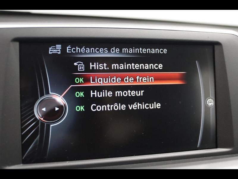 Photo 25 de l'offre de BMW X1 xDrive20dA 190ch à 27490€ chez Autovia Véhicules Multimarques