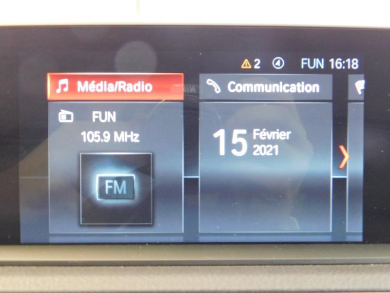 Photo 17 de l'offre de BMW Serie 1 118iA 136ch M Sport Ultimate 5p Euro6d-T à 25890€ chez Autovia Véhicules Multimarques