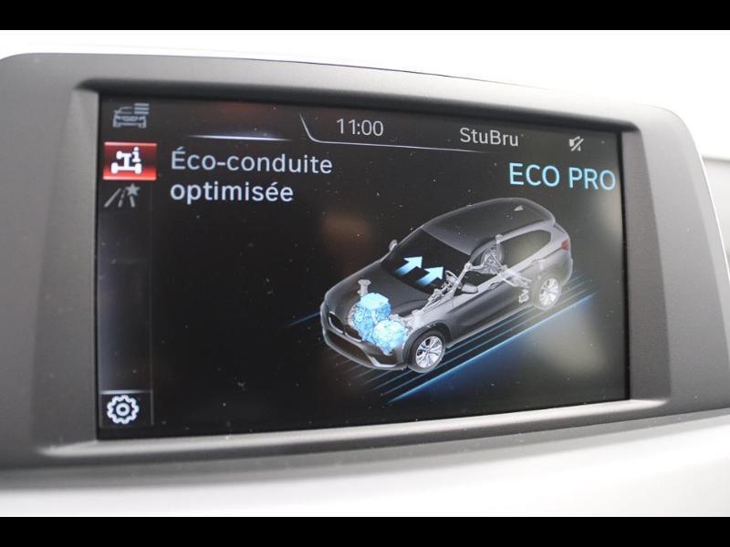 Photo 24 de l'offre de BMW X1 xDrive20dA 190ch à 27490€ chez Autovia Véhicules Multimarques