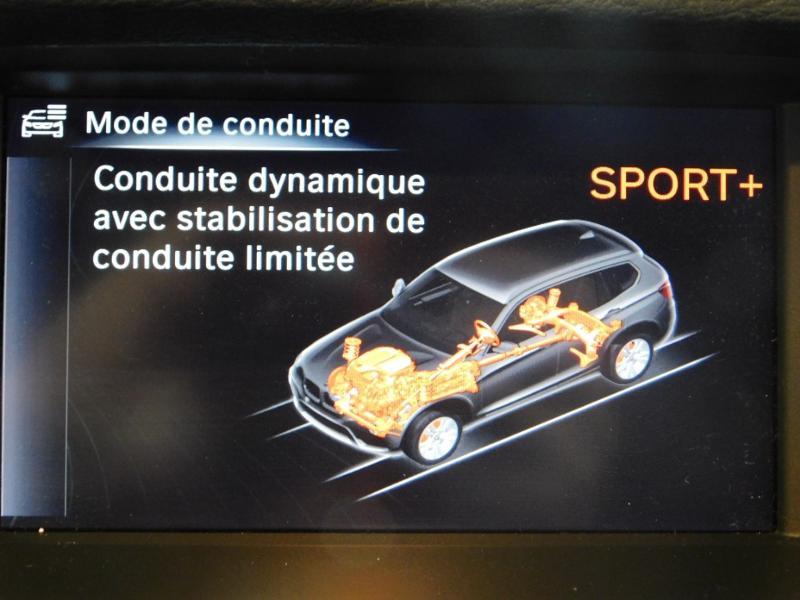 Photo 19 de l'offre de BMW X3 xDrive20dA 190ch M Sport à 31900€ chez Autovia Véhicules Multimarques