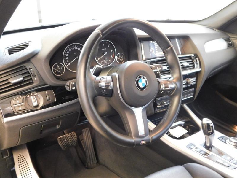 Photo 7 de l'offre de BMW X3 xDrive20dA 190ch M Sport à 31900€ chez Autovia Véhicules Multimarques