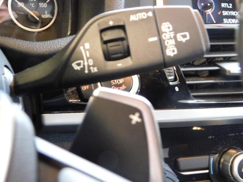 Photo 15 de l'offre de BMW X3 xDrive20dA 190ch M Sport à 31900€ chez Autovia Véhicules Multimarques