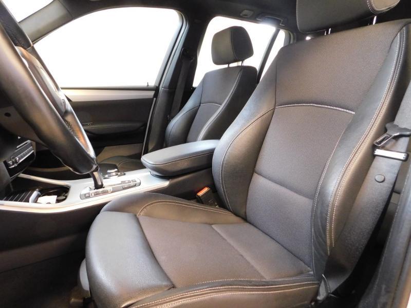 Photo 9 de l'offre de BMW X3 xDrive20dA 190ch M Sport à 31900€ chez Autovia Véhicules Multimarques