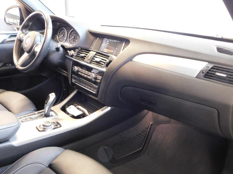 Photo 8 de l'offre de BMW X3 xDrive20dA 190ch M Sport à 31900€ chez Autovia Véhicules Multimarques