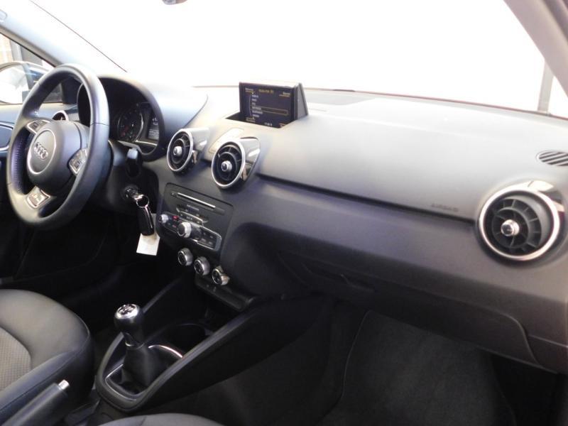 Photo 8 de l'offre de AUDI A1 Sportback 1.0 TFSI 95ch ultra Ambition à 17490€ chez Autovia Véhicules Multimarques