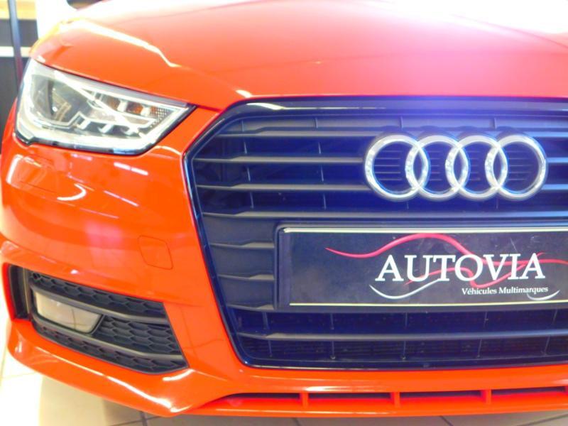 Photo 6 de l'offre de AUDI A1 Sportback 1.0 TFSI 95ch ultra Ambition à 17490€ chez Autovia Véhicules Multimarques