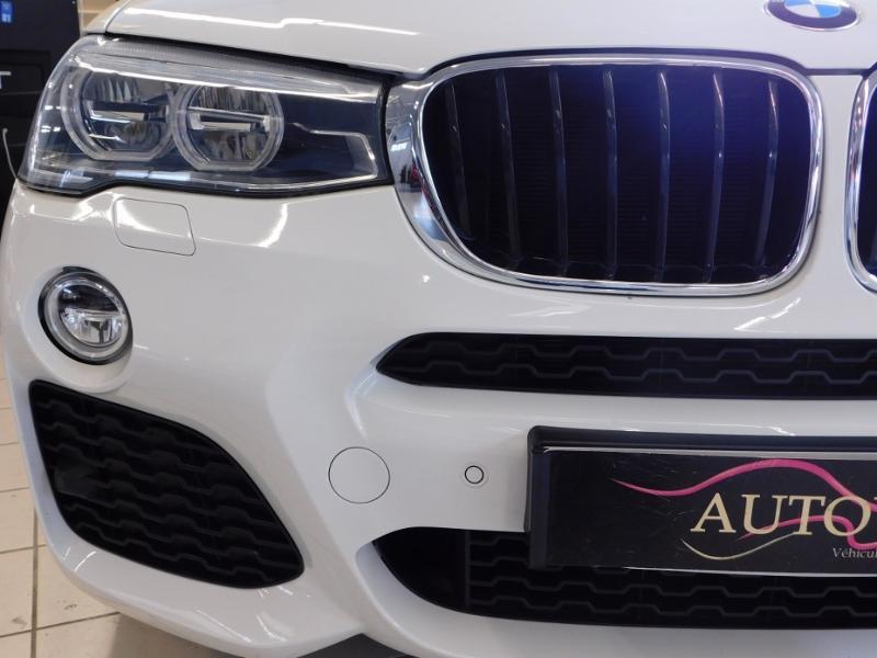 Photo 6 de l'offre de BMW X3 xDrive20dA 190ch M Sport à 31900€ chez Autovia Véhicules Multimarques