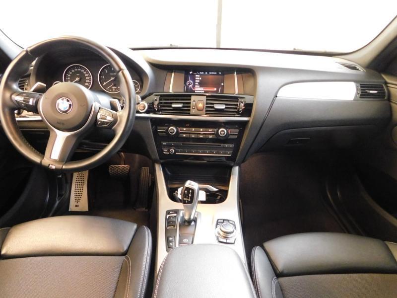 Photo 2 de l'offre de BMW X3 xDrive20dA 190ch M Sport à 31900€ chez Autovia Véhicules Multimarques