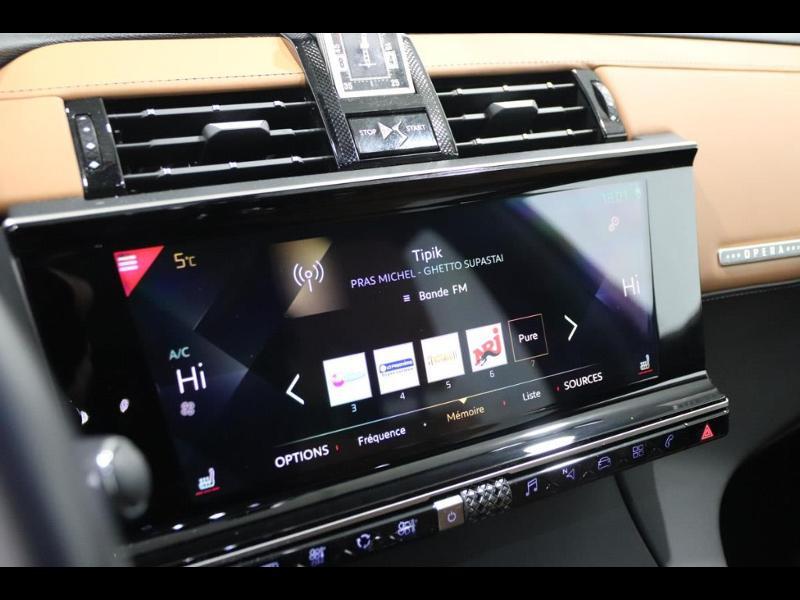 Photo 25 de l'offre de DS DS 7 Crossback BlueHDi 130ch Grand Chic Automatique 7cv à 39900€ chez Autovia Véhicules Multimarques